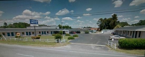 Carolina Motel Goldsboro Nc