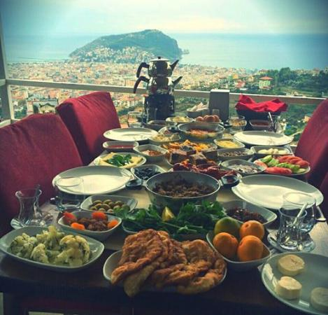 zirve restaurant picture of zirve restaurant alanya