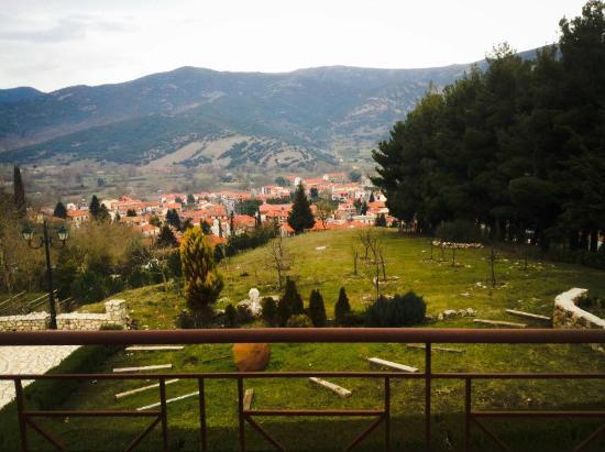 Nefeli Guest Houses: Θέα απ΄το παράθυρο