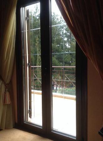 Nefeli Guest Houses: Θέα απ' το κρεβάτι