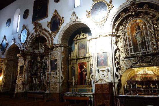 Iglesia de san gil y santa ana granada picture of - Santa ana granada ...