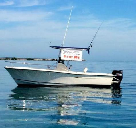 Key Largo Watersports: 21' Seahunt Center Console
