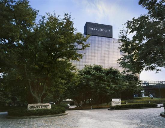 Grand Hyatt Seoul: Exterior