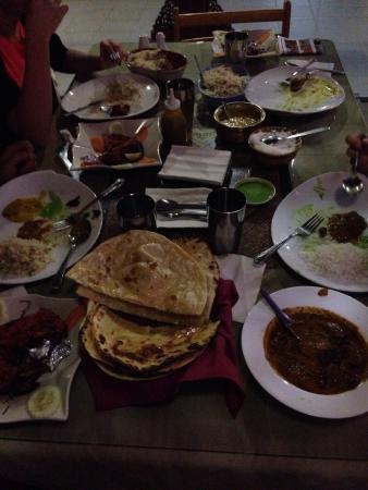 Papadam Ria: Amazing indian food!