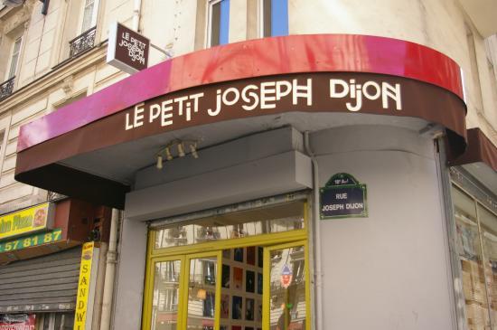 Le petit joseph dijon