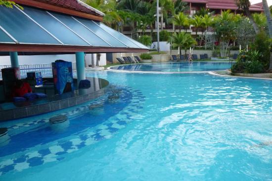 Krabi Thai Village Resort: piscine