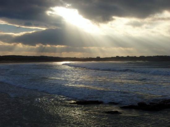 Annagry, ไอร์แลนด์: Carrickfin strand