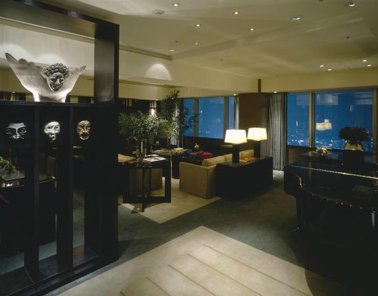 Park Hyatt Tokyo: Interior