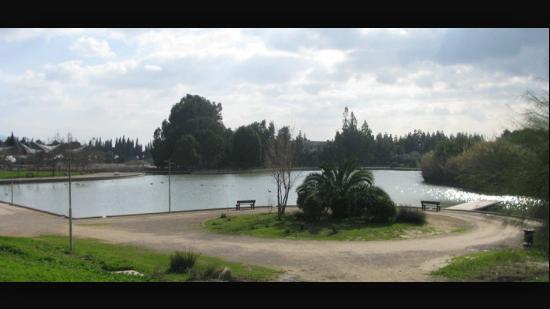 Environmental Awareness Park Antonis Tritsis