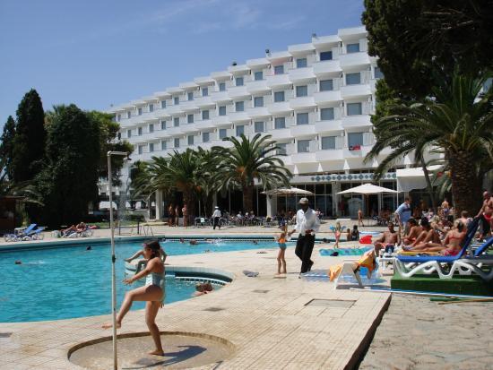 Corniche Palace Hotel: piscine