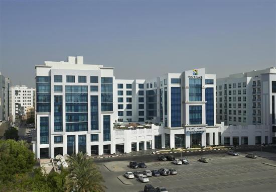 Hyatt Place Dubai / Al Rigga : Exterior
