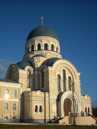 Kaluga Saint-Tikhonov Hermitage