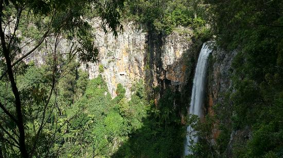 Hummer Safari 4WD Adventure Day Tours: Waterfall