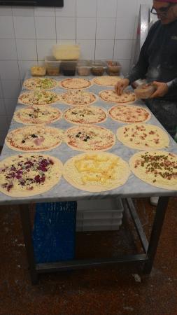Pizza Fast - Fidene