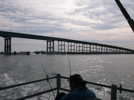 Captain Murphy's Fishing Charters : North of bridge