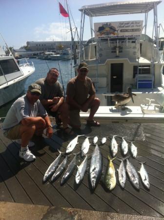 Linda D Sportfishing: Great Day Fishing