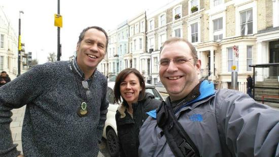 Love London Taxi Tours: With David, our guide