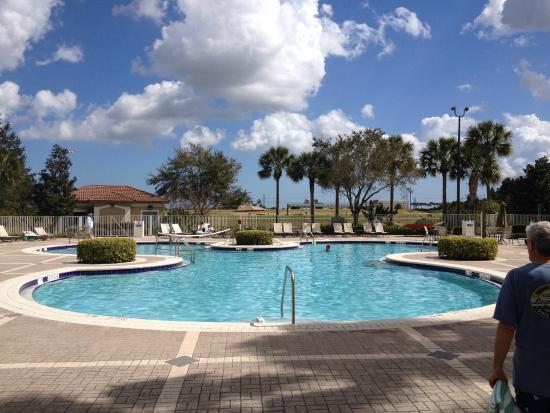 Sheraton PGA Vacation Resort Villas: Schöner Pool