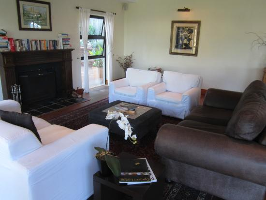 Silver Forest Boutique Lodge & Spa: Lounge