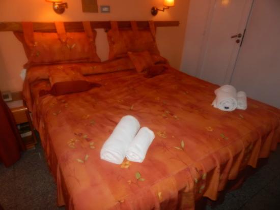 Gran Hotel Atlantic: habitacion
