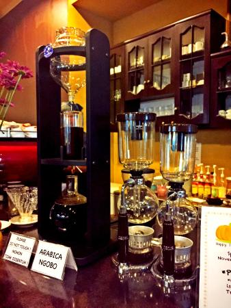 The Blue Lotus Coffee House: Mesin Cold Brewer