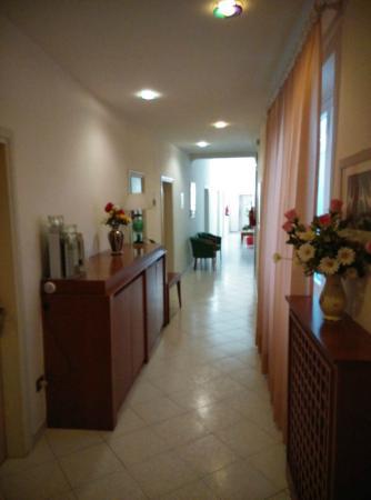 Hotel Centro : Corridoio