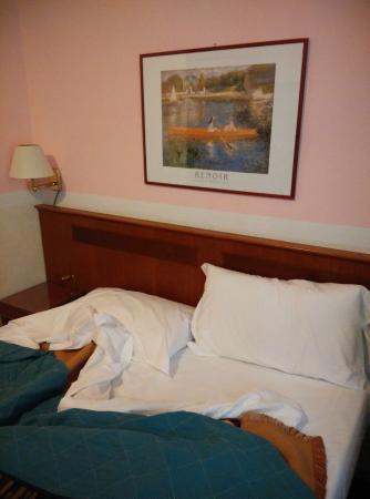 Hotel Centro : Letto