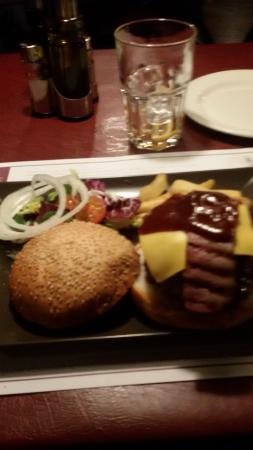 Restaurante Bar Al Traste Fun & Food: burger
