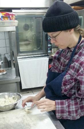 Hotel Pelops: Cooking in a class