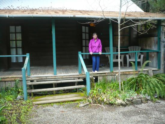 Orr Hot Springs: Room 3