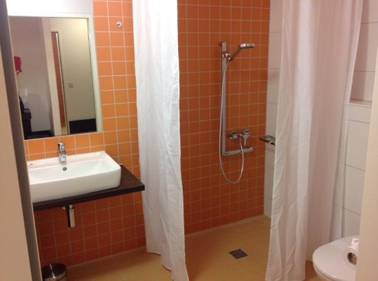 Hotel Grenzfall: Bad