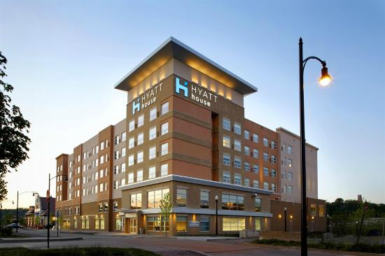 HYATT house Pittsburgh-South Side: Exterior