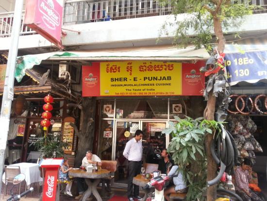 Sher-e-Punjab: Eat outside or inside a/c no smoking