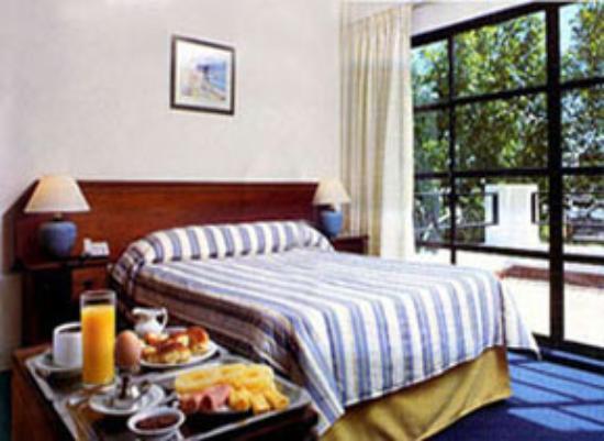 Hotel Torreblanca : Vista de una habitación