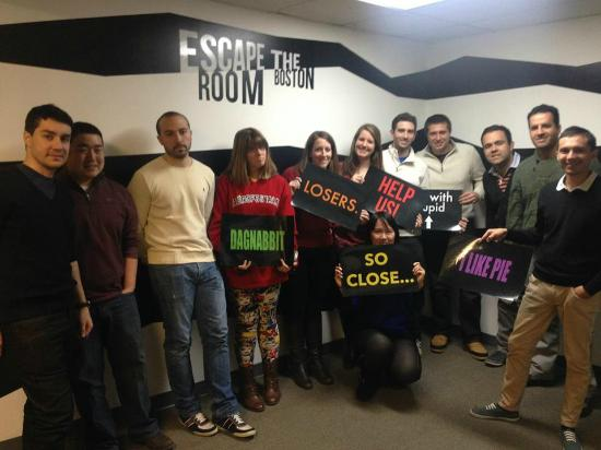 Escape The Room Boston