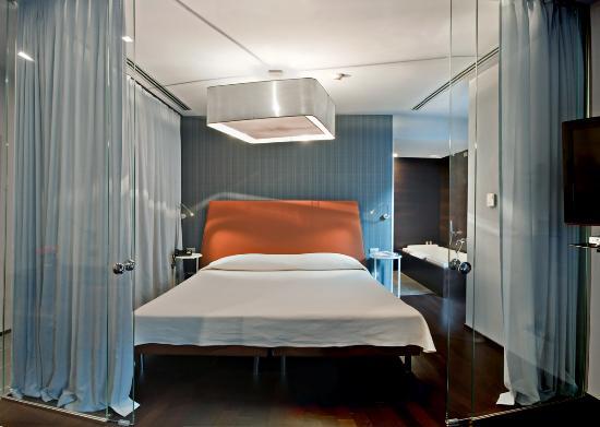 Moderno Hotel Pavia : Camera deluxe