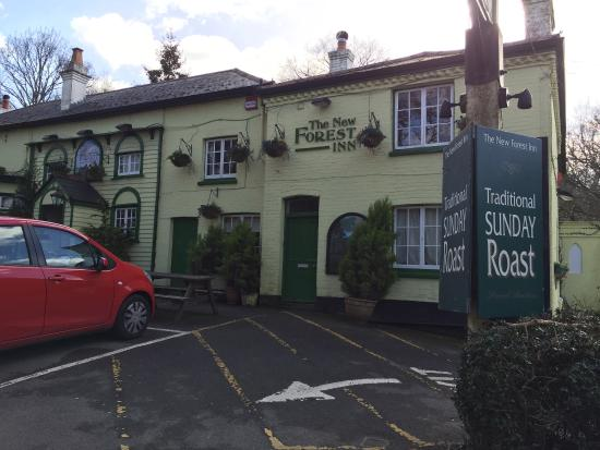 The New Forest Inn: A nice place to visit