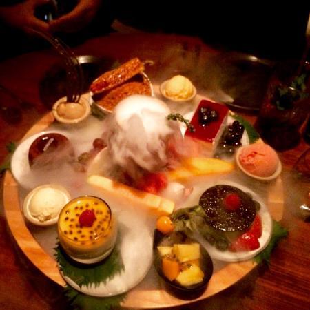 2 photo de novikov restaurant bar londres tripadvisor for Accord asian cuisine