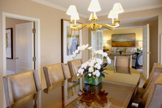 Birmingham, MI: Executive Suite Dining Room