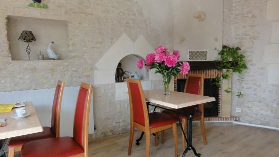 Clair Cottage : Accueil restaurant