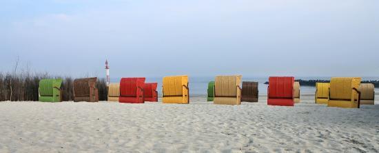 Helgolander Kegelrobben: Beach on the Düne