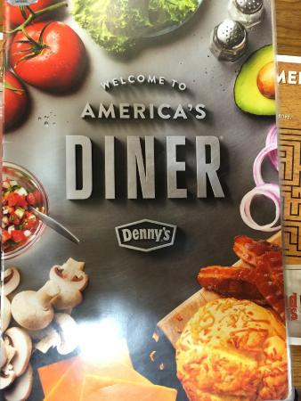 Denny's : Dennys - Cardápio