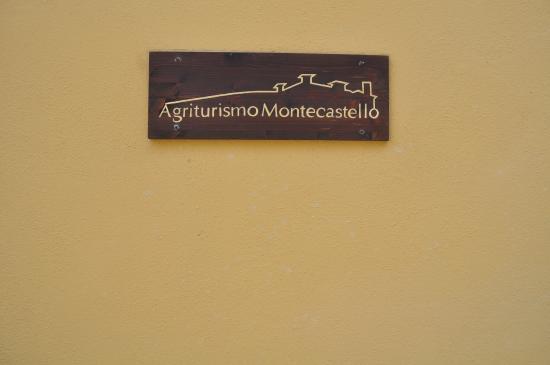 Montecastello, Italia: Agriturismo