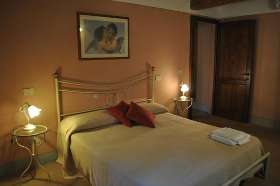 Montecastello, Italia: Camera da letto