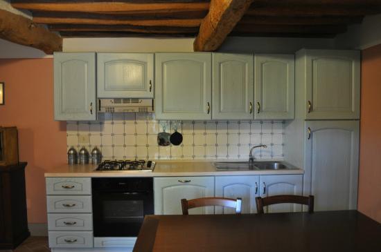 Montecastello, Italia: Angolo cottura