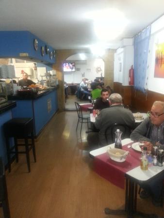Canet de Mar, Spanien: dia de la paella