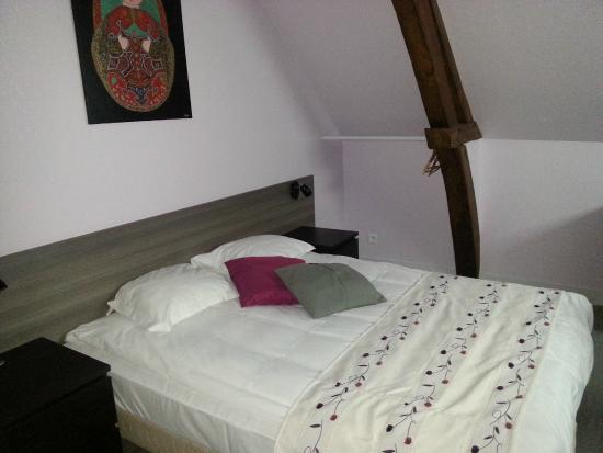 Terre de Brenneay-le-Ferron : Chambre n°5