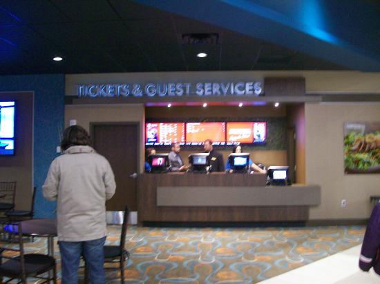 Midlothian, VA: The Ticket Counter & Customer Service in the Theater