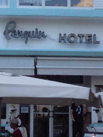 Penguin Hotel: Bem localizado em Miami Beach!