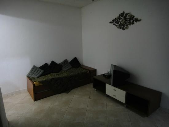 Pousada Mae Natureza: Lounge